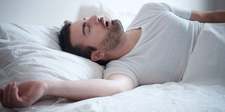 Tips To Stop Snoring